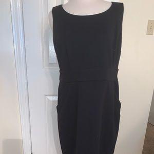 Alfani 14 black dress